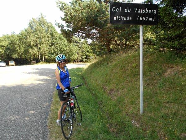 Cyclo-Montagnarde des Vosges Celtiques : des cols et des fontaines (4 et 5/07/2015)