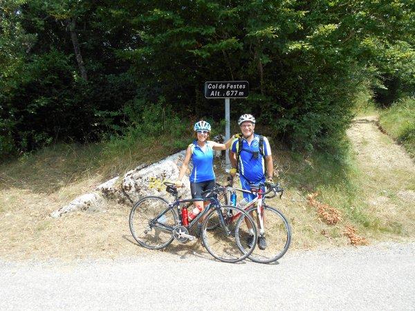 Cyclo-Montagnarde des Pyrénées, à Limoux (18 et 19/07/2015)