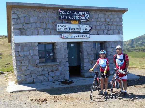 Col et Port de Pailhères (23/07/2015)