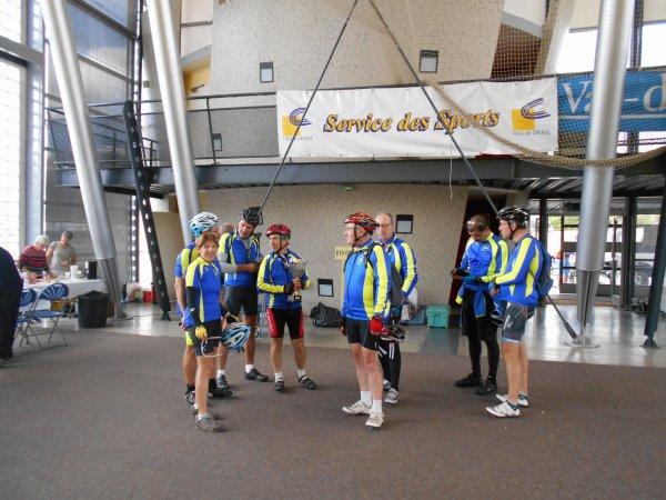 Rallye de Créteil : A travers l'Île-de-France (20/09/2015)