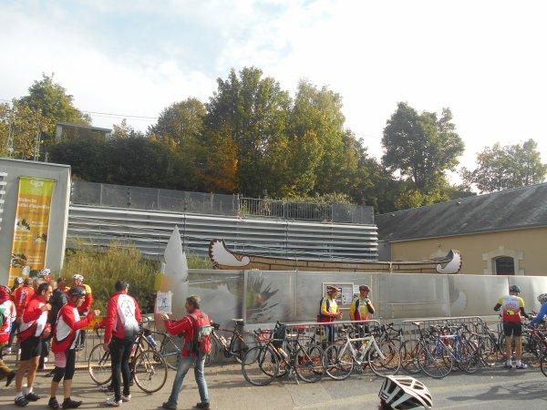Rallye des Vignobles, à Cosne-sur-Loire (10 et 11/10/2015)