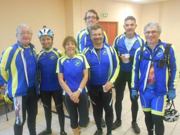 Rallye Massy-Breuillet-Massy (1/11/2015)
