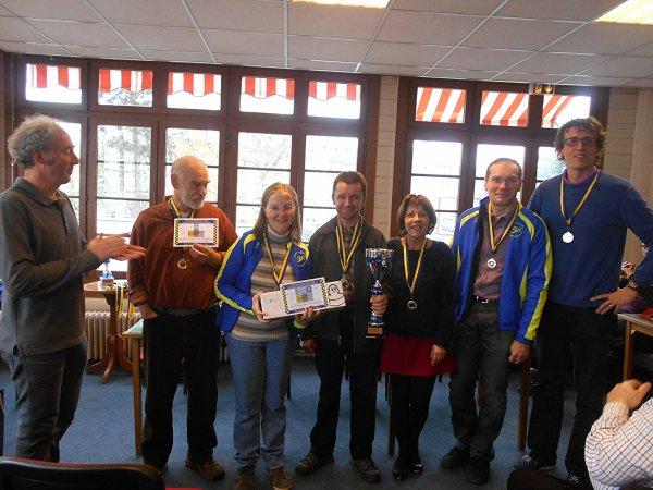 Challenge Bellevillois 2015 (13/12/2015)