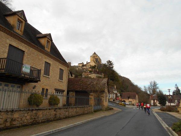 Sortie club avec l'ECBP (20/01/2016) : Route des châteaux