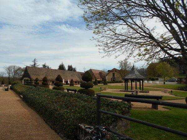 Autour de Sarlat en Périgord Noir, circuit n° 3 (3/04/2016)