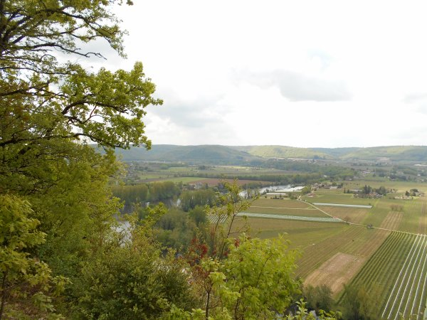 Randonnée Jean-Claude Bernard, à Cahors, Lot (24/04/2016)