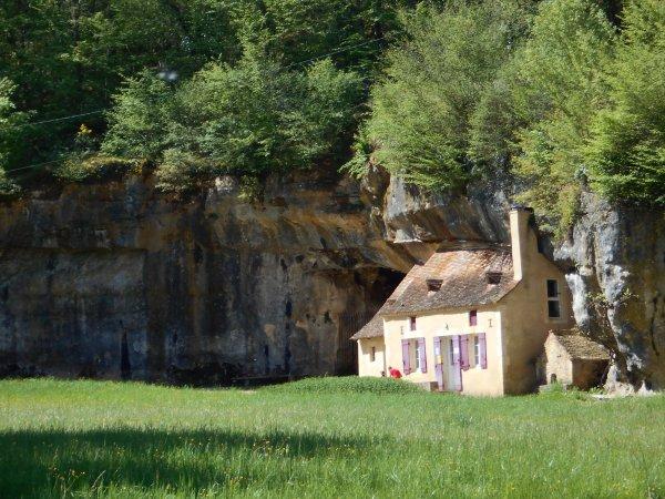 Autour de Sarlat en Périgord Noir, circuit n° 2 (27/04/2016)