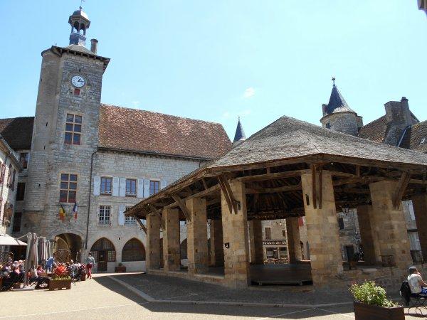 Pentecôte entre Dordogne, Lot et Corrèze (15 et 16/05/2016)