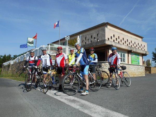Brevet Audax 200 km à Périgueux (21/05/2016)