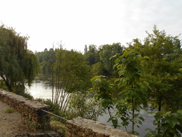 """Randonnée """"Molières en 3 actes"""", à Creysse, Dordogne (12/06/2016)"""