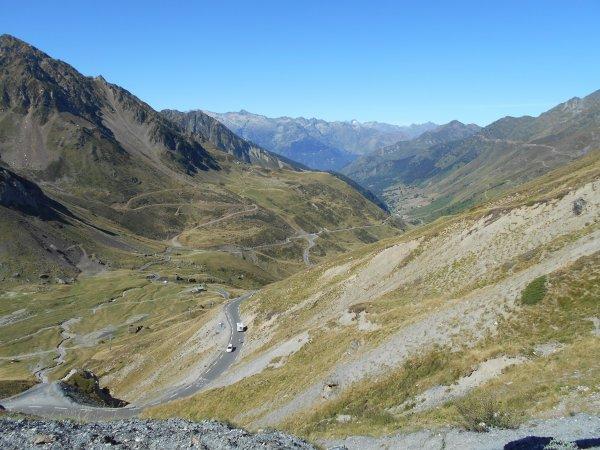 Séjour d'août 2016 dans les Pyrénées (23 au 26/08/2016)