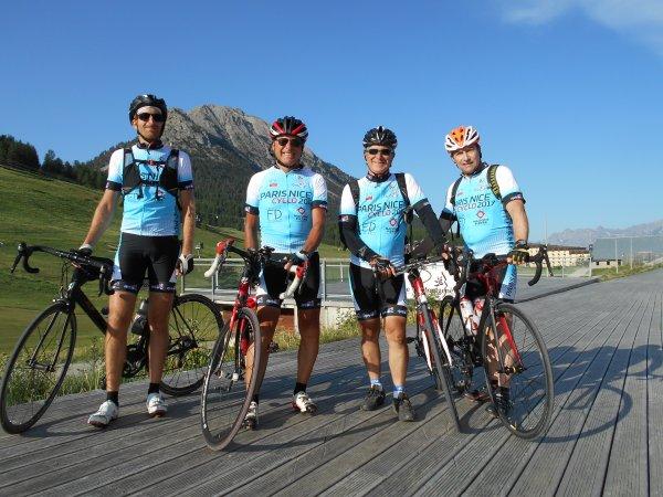 Paris-Nice Cyclo 2017 : les articles sur Blogger (14 au 23/06/2017) : étapes 5 à 8 (sur 10)