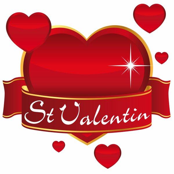Bonne St Valentin !!!!
