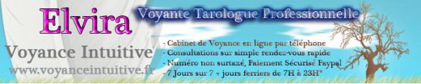 Voyance Intuitive - Voyante Tarologue Professionnelle