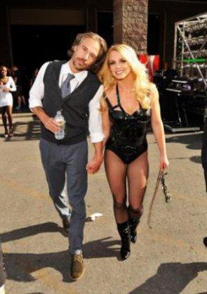 Britney Spears se fiance !