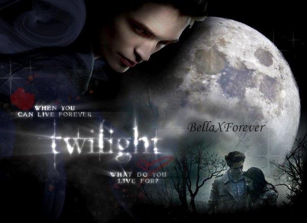 La Saga Twilight, pour moi, ça a commencé comme ça ...