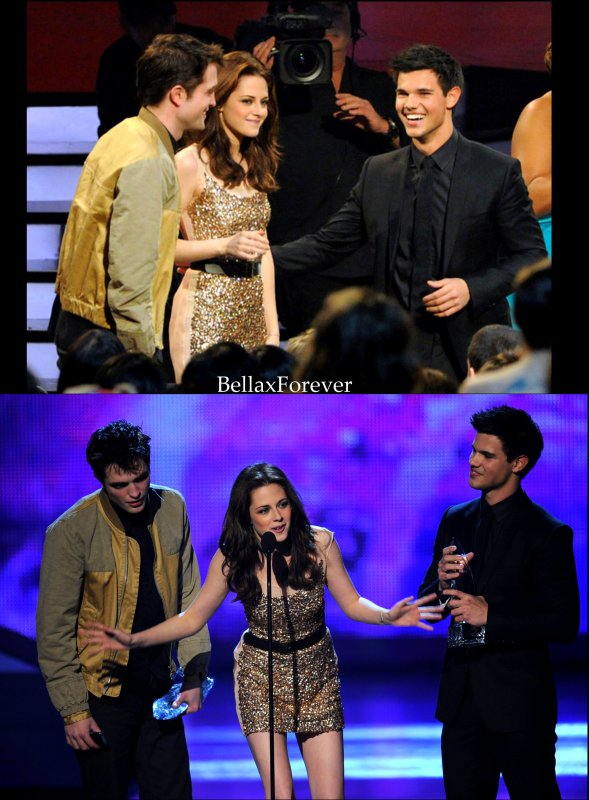 Interview de Wyck Godfrey (producteur de Breaking Dawn) + Photo de la cérémonie des People's Choice Awards