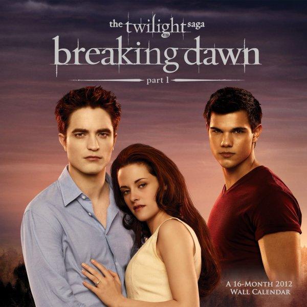 Deuxième Bande Annonce de Breaking Dawn sortie cette semaine