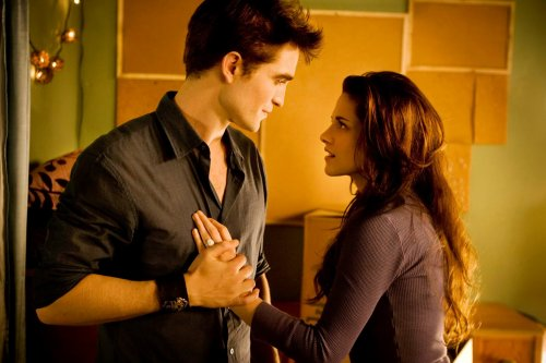 Breaking Dawn - Photos Officielle du couple Bella & Edward