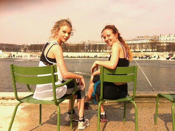 Voici des photos qui on été prise en Europe. Je suis sure que vous reconnaitrez celle de la France !