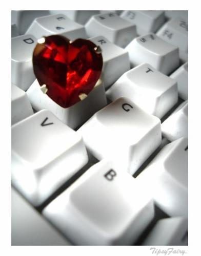 L'amour sur internet.