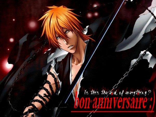 bon anniversaire Ichigo