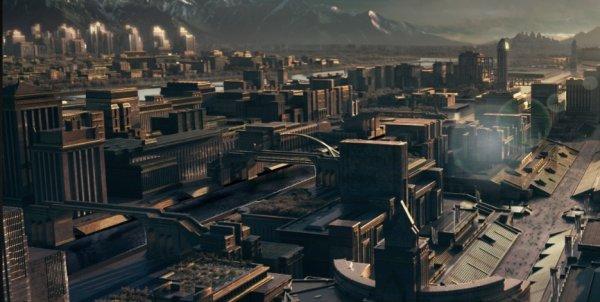 Chapitre 3 : The Capitol