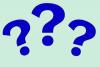 Questions // Réponse
