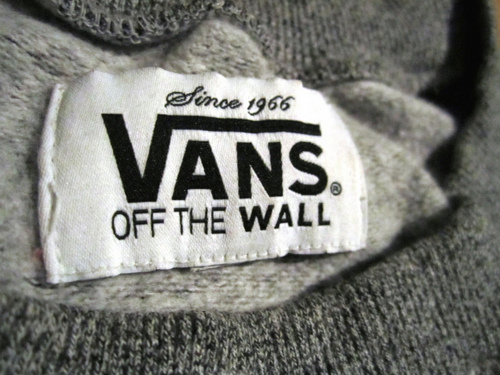 Vans off the wall ♥