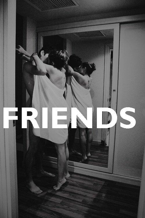 L'amitié finit parfois par devenir de l'amour mais rarement l'inverse