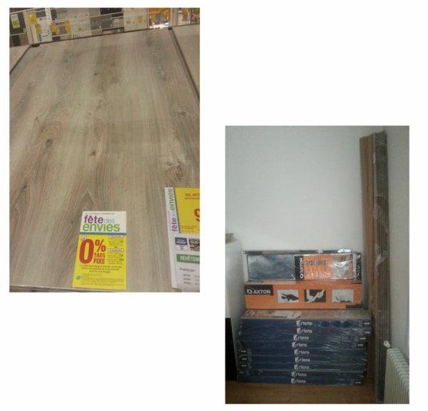 Achat du revetement de sol stratifie pour nos chambres blog de notremaison51 - Revetement sol pour chambre ...