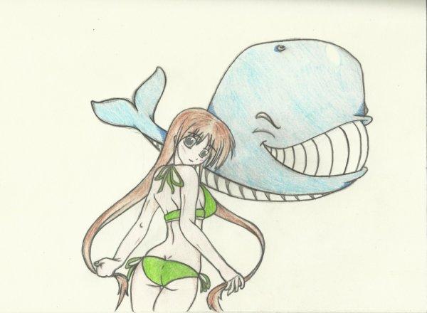 Jolie baleine... ;)