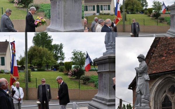 Oublions un instant 14/18 et Pensons à l'actualité, et au 18 JUIN 1940, dont voici l'Appel du Général de Gaulle...commémoré chaque année, comme ici, le le 18 juin 2014