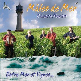 """Le nouveau CD """"Entre Mer et Vignes"""""""