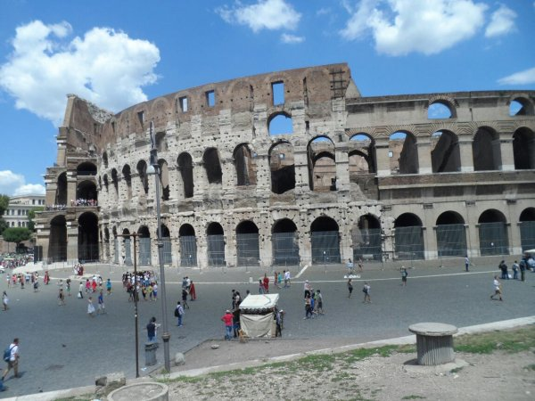City Trip : Paris, Genova, Pise et Rome
