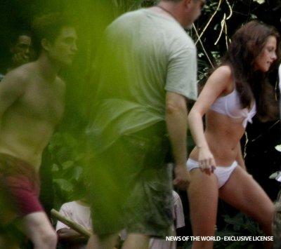 les derniere photos du tournage au brésil :)