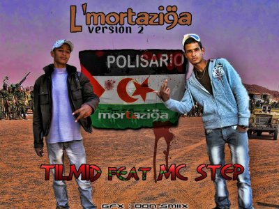l'mortazi9a ( HAMZA ( tilmid ) feat MC Step )