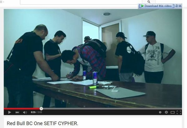 Red Bull Bc One Cypher 2014