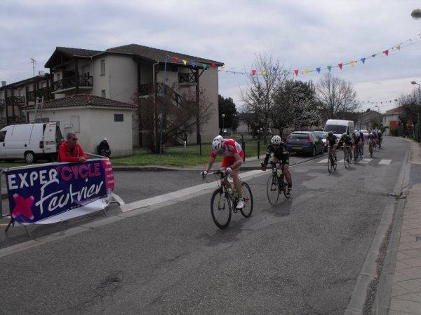 CASTELCULIER(47).Hameau de Grandfonds.Grand Prix des Fêtes.3,Juniors,PCO. Dimanche 3 avril 2016