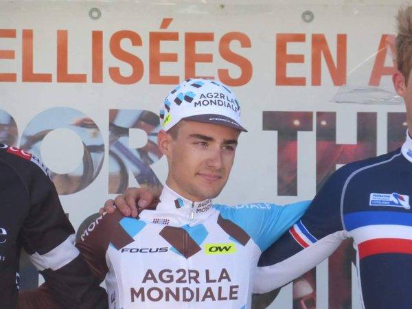 Roques-sur-Garonne(31).39° Ronde de l'Isard.  2° étape Roques-sur-Garonne-Ax-3-Domaines 154.8 km. Vendredi 19 mai 2016