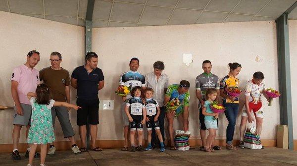 Résultats complets :  Peyssies(31). 1er Grand Prix Cycliste De Peyssies.1 2 3 GS F UFOLEP. Samedi 21 Mai 2016