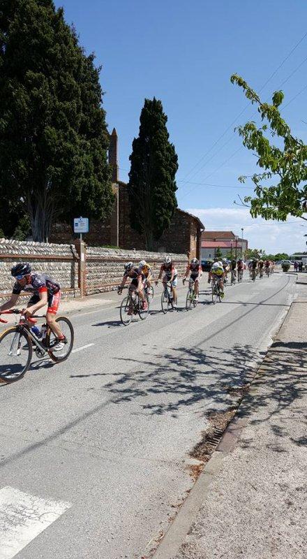 Peyssies(31). 1er Grand Prix Cycliste De Peyssies.1 2 3 GS F UFOLEP. Samedi 21 Mai 2016