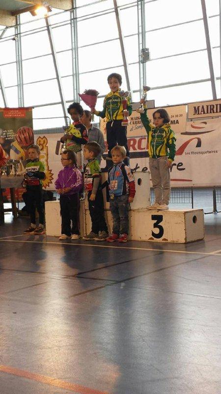 Fronton(31).4° Manche du Trophée Midi-Pyrénées du Jeune Cycliste. De prélicenciés à Minimes. Dimanche 22 mai 2016