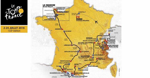 Le Tour de France commence le 2 Juillet et les équipes ont déjà commencé à confirmer leurs noms, bien que beaucoup attendent les différends Championnats Nationaux cette semaine