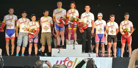 Varilhes(09).Championnat Midi-Pyrénées UFOLEP. Dimanche 26 juin 2016