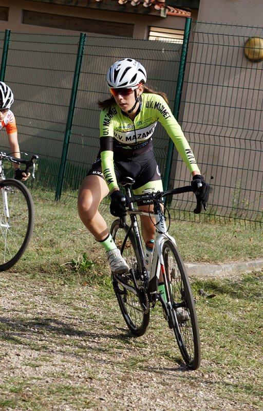 Villemur(31).Parc de Bernadou.Cyclo-Cross Dames,Séniors,Juniors.Dimanche 02 Octobre 2016