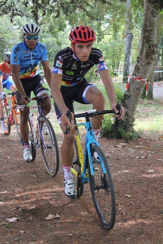 Villemur(31).Parc de Bernadou.Trophée Midi-Pyrénées Cyclo-Cross.Minimes,Cadets.Dimanche 02 Octobre 2016