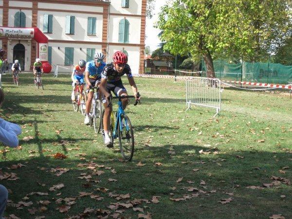Villemur(31).Parc de Bernadou.Trophée Midi-Pyrénées Cyclo-Cross Cadets.Dimanche 02 Octobre 2016