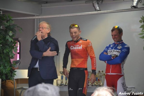 Gervans(26).1° Manche de la Coupe de France Cyclo Cross.Dimanche 9 octobre 2016