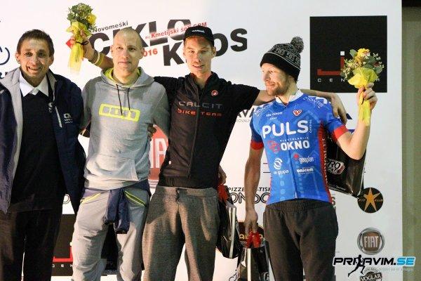 Novo Mesto(Solvenie).Championnat de Solvenie de Cyclo-Cross Elite and Masters.Samedi 26 Novembre 2016